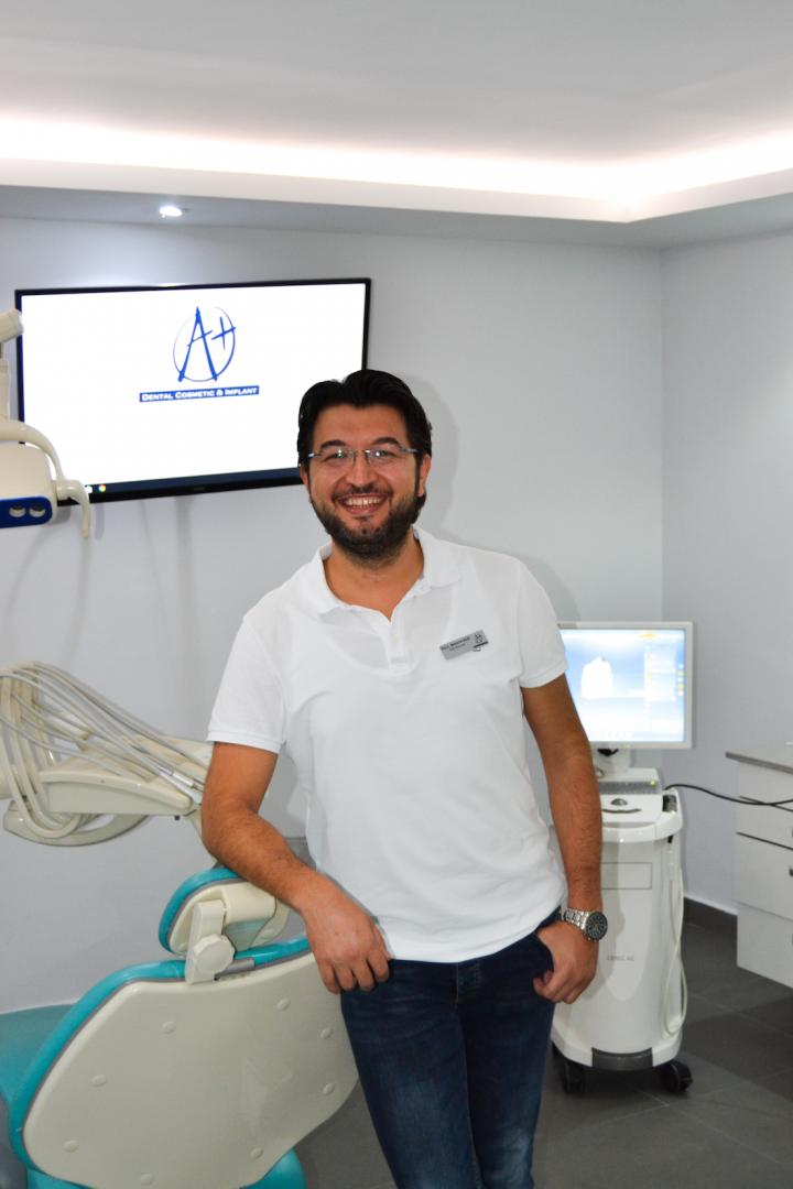 Halil İbrahim Sahi Hakkındaki Görüşler Estetik Uygulamaları İmplantoloji Ağız ve Diş Sağlığı Polikliniği Kahramanmaraş
